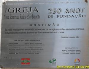 Igreja N Sra Rosário e S Benedito35